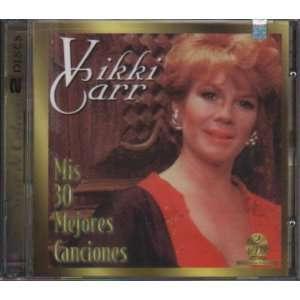 MIS 30 MEJORES CANCIONES VIKKI CARR Music