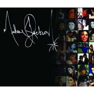 Michael Jackson Portrait Memorial Mouse Pad  Sports