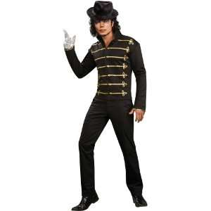Lets Party By Rubies Costumes Michael Jackson Military Printed Jacket