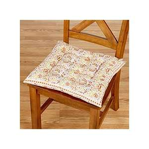 Leela Indian Chair Pad