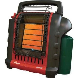 Mr. Heater MH18B California Approved, Portable Propane Heater