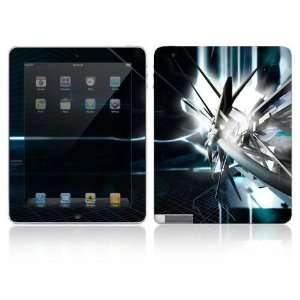 Apple iPad 3 Decal Skin   Abstract Tech City Everything