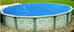 ABOVE GROUND SWIMMING POOL PACKAGE 12 FT ROUND 52 DEEP