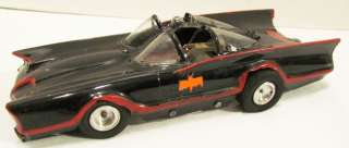 BATMOBILE BATMAN 1966 VINTAGE SLOT CAR 1/24 SCALE lexan lancer painted