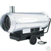 HEATER Portable Diesel   180.000 BTU   Jobsite Heater