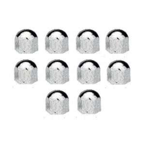 Industries 1.5 Inch Standard Chrome Steel Lug Nut Covers Automotive
