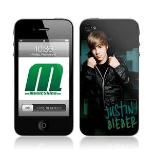 Justin Bieber Square OEM Music Skins Protective Skin Cover For Apple