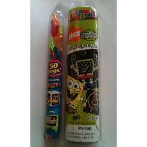 Lite Brite Spongebob Squarepants Picture Refill Set Toys