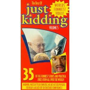 The Best of Just Kidding, V. 5 [VHS] Just Kidding Movies & TV