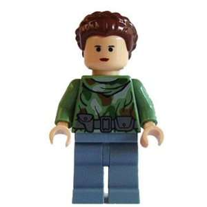 Princess Leia (Endor)   LEGO Star Wars Minifigure Toys