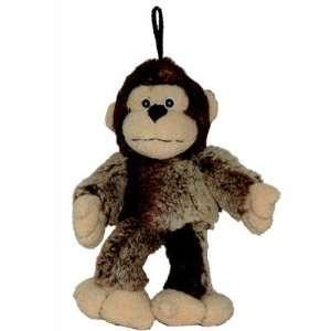 Cafe Lattes Super Soft Plush Monkey Dog Toy