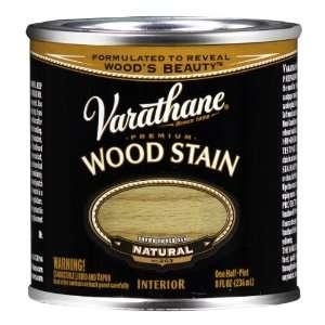 211755 Varathane Oil Base Stain, Half Pint, Natural