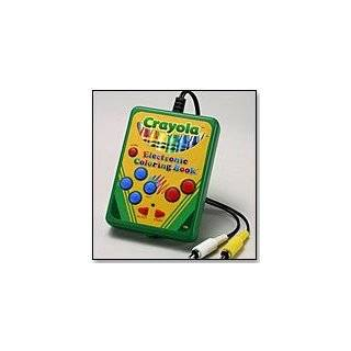 Crayola My First Electronic Coloring Book Toys & Games