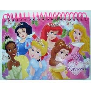 Disney PRINCESS AUTOGRAPH BOOK/ Tiana Snow White Cinderella Belle