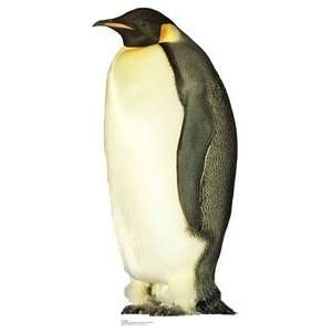 Animal Penguin Life Size Poster Standup cutout