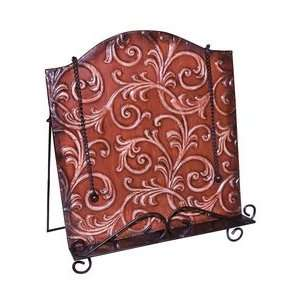 Industries 51 1172 Embossed Vine Bookholder Book Stand
