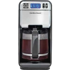 Caf Gourmet 12 Cup Coffeemaker With Easy Access Design