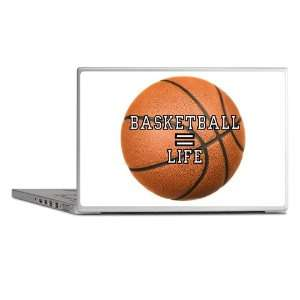 Laptop Notebook 7 Skin Cover Basketball Equals Life