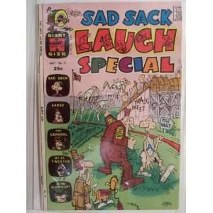 Sad Sack Laugh Special Comic Book (The Boy who Cried Wolf