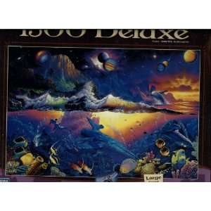Christian Riese Lassen 1500 Piece Puzzle Galaxy of Life