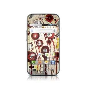 Protective Skin Decal Sticker for Samsung Galaxy Ace S5830 Cell Phone