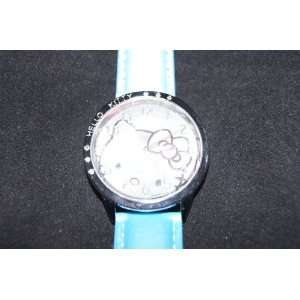 Cute Hello Kitty Watch Color(baby Blue) #WN Everything