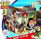 DISNEY TOY STORY 3 WOODY JESSIE~PLAYHUT KIDS PLAY TENT HOUSE BOY/GIRLS