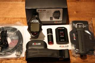 NEW 2012 Polar RS800cx G5 GPS Multisport Heart Rate Monitor Watch
