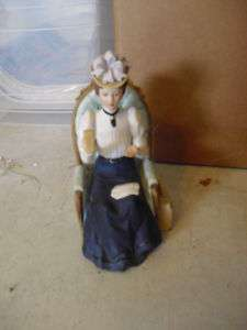 1982 AVON Mrs Albee Award Figurine Presidents Club