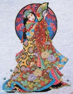 Design Works Cross Stitch Kit   Feng Shui Oriental Wisdom