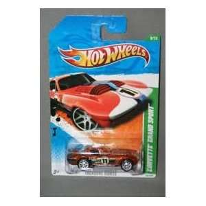 HOTWHEELS 2011 TREASURE HUNT CORVETTE GRAND SPORT #09