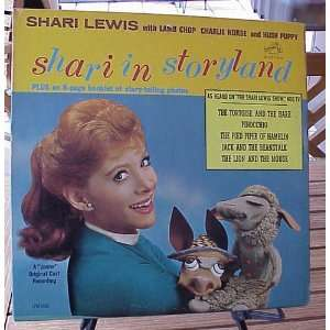 Storyland Lamb Chop, Hush Puppy and Charlie Horse Shari Lewis Music
