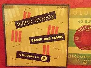 PIANO MOODS Eadie and Rack 7 Box Set