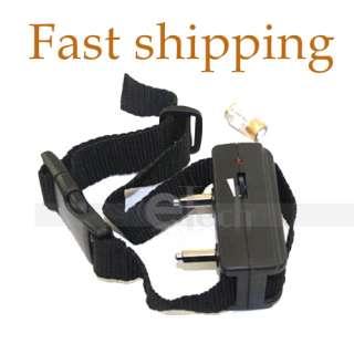 No Barking Anti Bark Dog Training Shock Control Collar High Quality