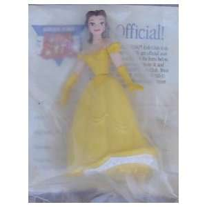 & The Beast Disney Burger King Kids Meal Toy Belle