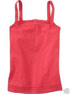 NWT OLD NAVY WOMENS TOP TANK SHIRT Pink SLEEVELESS XS