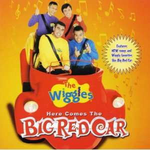 Here Comes the Big Red Car (Blister) Wiggles Music