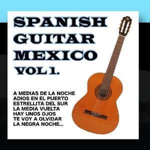Spanish Guitar Mexico Vol.1 Antonio De Lucena Music