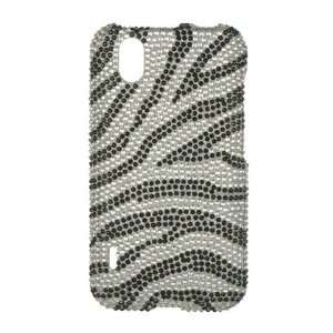 Sprint LG Marquee Diamond Crystal Bling Protector Case