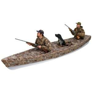 Classic Accessories Deluxe Canoe Blind and Cover
