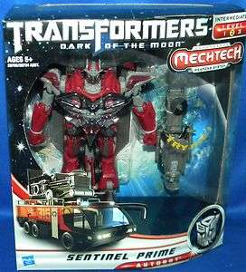 Transformers Dark Side of the Moon Voyager SENTINEL PRIME Minor