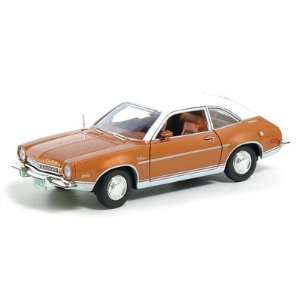 1/24th Scale 1974 Ford Pinto (Brown) Toys & Games