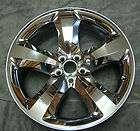 Dodge Charger Challenger Chrome Clad Factory Wheel Rim OEM 2011 12