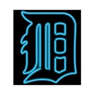Detroit Tigers Official MLB Bar/Club Neon Light Sign