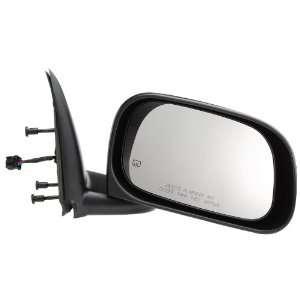 Pilot Power Heated Mirror Right Black Textured DGB29410BR
