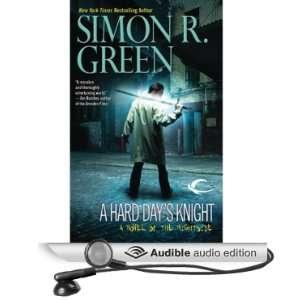 Hard Days Knight Nightside, Book 11 (Audible Audio Edition) Simon