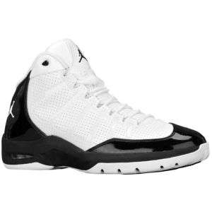 Jordan P.I.T. High Flyer   Mens   Basketball   Shoes   White/White