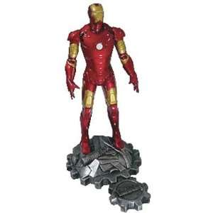 Moebius Models   Iron Man (Plastic Figure Model) Toys & Games