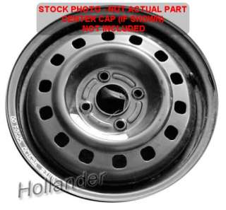 2006 FORD FOCUS COMPACT SPARE TIRE WHEEL RIM 15x4 STEEL