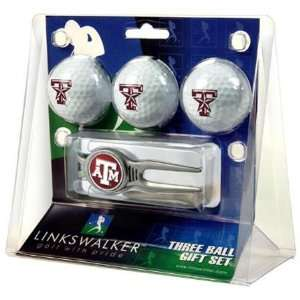 Aggies TAMU NCAA Kool Tool 3 Golf Ball Gift Packs: Sports & Outdoors